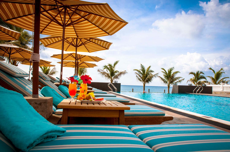 Нячанг - центр пляжного отдыха страны.