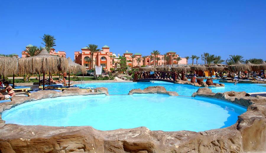 Albatros Aqua Park Resort  Hurghada  Egypt
