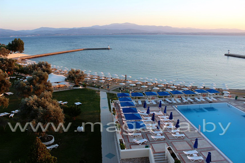 PALMARIVA BEACH BOMO CLUB 4*, остров Эвия, Греция