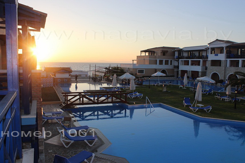 отель в греции aldemar olympian luxury resort spa 5