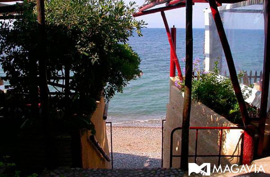 Castella Beach Hotel 2 Otel Kastella Bich 2 Peloponnes Greciya