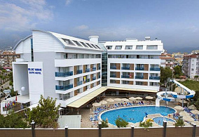 Blue Wave Suite Hotel