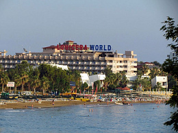 Lonicera World Hotel