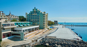 Interhotel Pomorie Beach