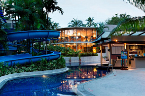 Novotel Phuket Surin Beach Resort ( ex.Doubletree Resort By Hilton)